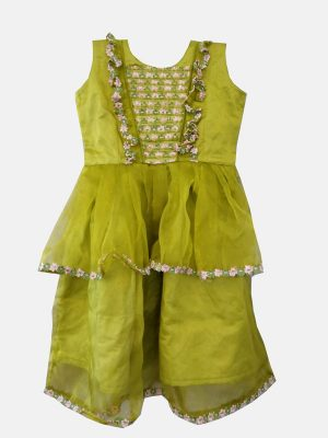 frilly frock